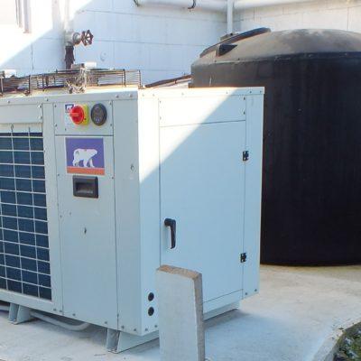 Ice Bank Refrigeration Units